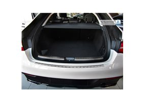 Protector Paragolpes Acero Inoxidable Mercedes Gle Coupe 2015- 'ribs'