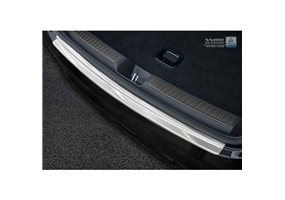 Protector Paragolpes Acero Inoxidable Mercedes Glc Coupe 2016- 'ribs'