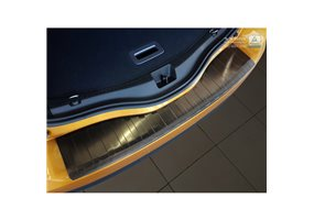 Protector Paragolpes Acero Inoxidable Renault Scenic Iv 2016- 'ribs'