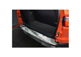 Protector Paragolpes Acero Inoxidable Ford Ecosport Ii 2012- 'ribs'