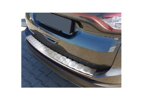 Protector Paragolpes Acero Inoxidable Ford Edge 2014-2018 'ribs'