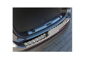 Protector Paragolpes Acero Inoxidable Ford Edge Ii 2014-2018 'ribs'