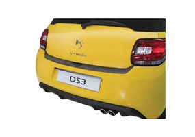 Protector Paragolpes Plastico Ds Ds3 3.201010.2019 Negro
