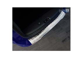 Protector Paragolpes Acero Inoxidable Ford Tourneo Courier/transit Courier 2014- 'ribs'