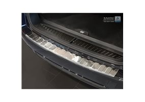 Protector Paragolpes Acero Inoxidable Bmw 5-serie G31 Touring 2016- 'ribs'