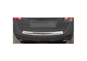 Protector Paragolpes Acero Inoxidable Nissan Murano 2008-2015 'ribs'