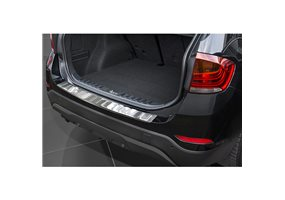 Protector Paragolpes Acero Inoxidable Bmw X1 E84 Restyling 2012-2015 'ribs'