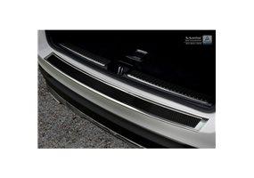 Protector Paragolpes Acero Inoxidable Mercedes Glc 2015- Cromado/look Carbono Negro