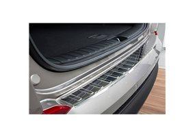 Protector Paragolpes Acero Inoxidable Hyundai Tucson 2015-2018 'ribs'