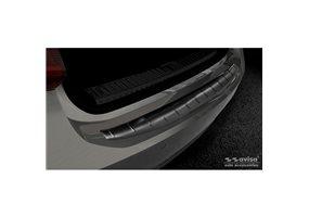Protector Paragolpes Acero Inoxidable Audi A7 (c8) Sportback 2018- 'ribs'