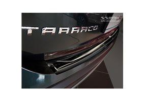 Protector Paragolpes Acero Inoxidable Seat Tarraco 2019-