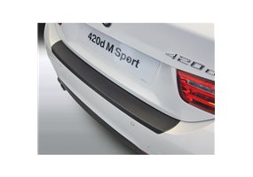 Protector Paragolpes Plastico Bmw F36 4 Series Gran Coupe 4 Dr 'm' Sport 4.2014 Negro