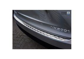 Protector Paragolpes Acero Inoxidable Lexus Nx 2014- 'ribs'