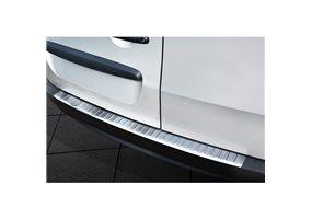 Protector Paragolpes Acero Inoxidable Mercedes Citan 2012- 'ribs'