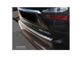 Protector Paragolpes Acero Inoxidable Lexus Rx 2015- 'ribs'