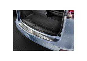 Protector Paragolpes Acero Inoxidable Opel Zafira C 2012- 'ribs'