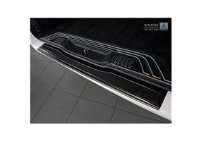 Protector Paragolpes Acero Inoxidable Mercedes Vito W447 2014- Negro/look Carbono Negro
