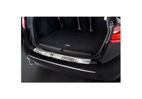 Protector Paragolpes Acero Inoxidable Bmw 2-serie F45 Active Tourer 2014-2018 & Fl 2018- 'ribs'