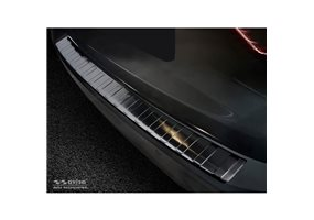 Protector Paragolpes Acero Inoxidable Bmw 3-serie G21 Touring M-pakket 2018-