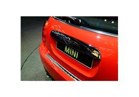 Protector Paragolpes Acero Inoxidable Mini One/cooper F56 3-puertas 3/2014- 'ribs'