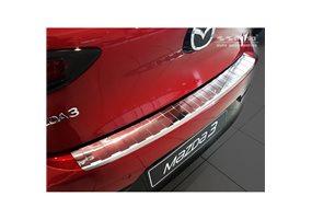 Protector Paragolpes Acero Inoxidable Mazda 3 Hb 5-puertas 2019- 'ribs'