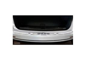 Protector Paragolpes Acero Inoxidable Audi Q8 2018- 'ribs'