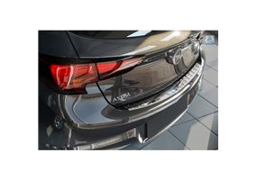 Protector Paragolpes Acero Inoxidable Opel Astra K Hb 5-puertas 2015- 'ribs'