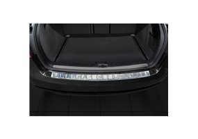 Protector Paragolpes Acero Inoxidable Audi A4 B8 Avant Restyling 2012-2015 'ribs'