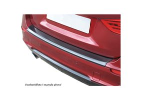 Protector Paragolpes Plastico Opel Astra K Sports Tourer 12.2015 Con Canal Look Carbono