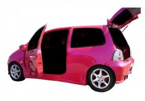 Escape deportivo inoxidable Mini One/Cooper 1.4i 70kW/1.6i 66/85/88kW 2000-2006 100mm