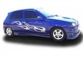 Escape deportivo inoxidable Mini One/Cooper 1.4i 70kW/1.6i 66/85/88kW 2000-2006 80mm