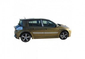 Escape deportivo inoxidable Renault Clio I 1.2 (58pk) -98 80mm
