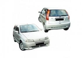 Escape deportivo inoxidable Renault Megane Cpe/Cabrio 1.5 dCi (105pk) 06- 102mm