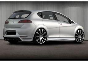 Escape deportivo inoxidable Seat Toledo 1.9 TDi (90pk) 99- 80mm