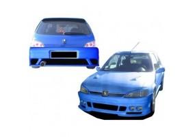 Escape deportivo inoxidable VolkswagenSciroccoIII1.4TSi90/118kW/2.0TDI103kW2008-2013120x80mm