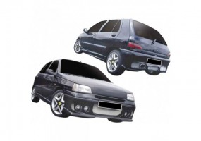 Escape deportivo inoxidable VolkswagenSciroccoIIIHB1.4TSi90/118kW/2.0TDI103kW2008-20132x70mm