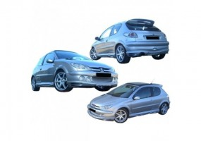 Escape deportivo inoxidable VW New Beetle 1.6 (100pk) 98- 80mm