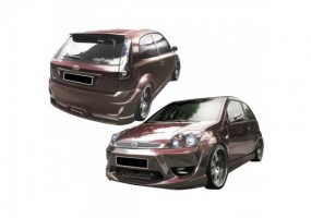 Colectores Honda Civic 01-05 excl. Type R