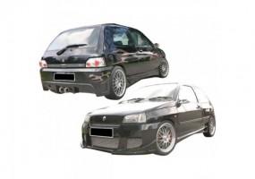 Barra refuerzo delantero Alfa Romeo 155 2.0 16V Q4 2.5 V6 92-96 Ook