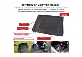 Alfombra De Maletero...