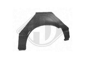 Juego deflectores/derivabrisas trasero Climair s Kia Sportage 10-