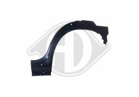 Juego deflectores/derivabrisas trasero Climair s Volvo V50 04-
