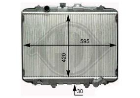 Radiador H100,h150, 97-02,...