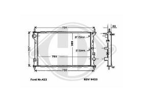 Filtro De Aire Bmc Rover 45 2.0 Td (cv 101 - Año )